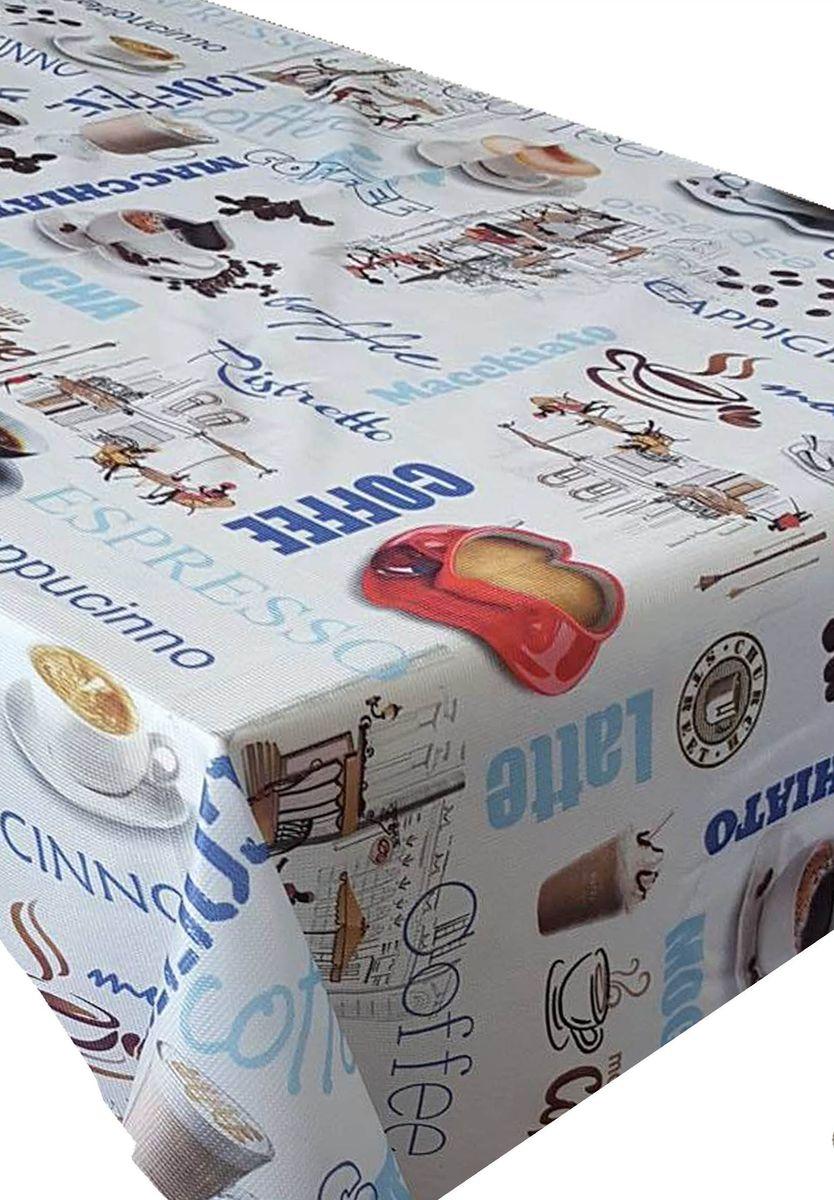 Скатерть Ambesonne Кофе-брейк, квадратная, 150 x 150 смVT-1520(SR)Красочная фотоскатерть Ambesonne Кофе-брейк выполнена из тканевого полиэстера и украшена оригинальным рисунком. Изделие создаст атмосферу уюта и домашнего тепла в интерьере вашей кухни.В современном мире кухня - это не просто помещение для приготовления и приема пищи. Это особое место, где собирается вся семья и царит душевная атмосфера.