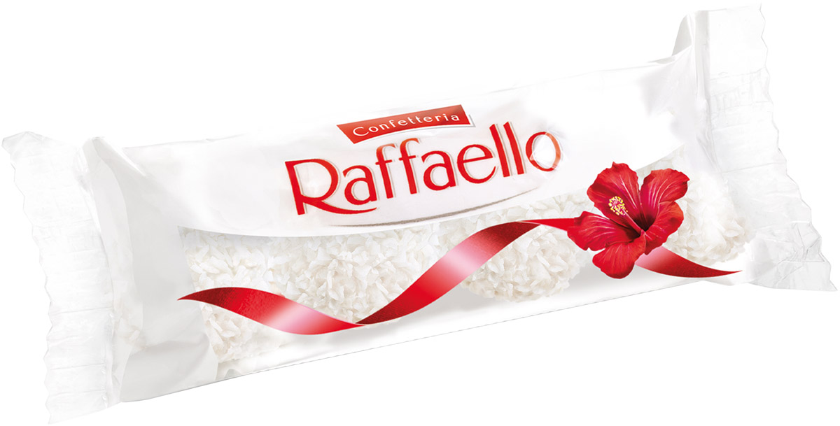 Raffaello конфеты с цельным миндальным орехом в кокосовой обсыпке, 40 г77115554/77098333/77071201Конфеты Рафаэлло с цельным миндальным орехом в кокосовой обсыпке.