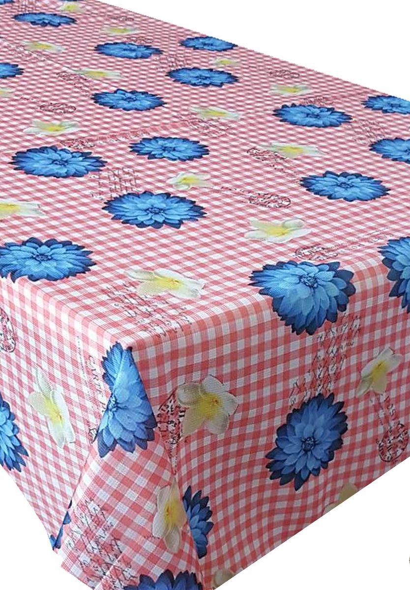 Скатерть Ambesonne Хризантемы и цветы тиаре, прямоугольная, 110 x 150 смVT-1520(SR)Великолепная скатерть Ambesonne, выполненная из полиэстера, создаст атмосферу уюта и домашнего тепла в интерьере вашей кухни.В современном мире кухня - это не просто помещение для приготовления и приема пищи. Это особое место, где собирается вся семья и царит душевная атмосфера.