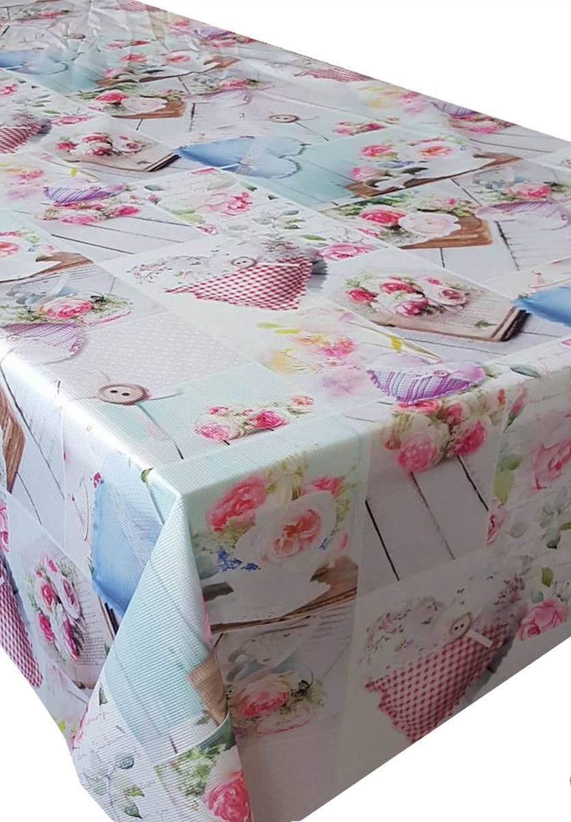 Скатерть Ambesonne Романтичные розы, квадратная, 150 x 150 смFL140200-084-05Великолепная скатерть Ambesonne, выполненная из полиэстера, создаст атмосферу уюта и домашнего тепла в интерьере вашей кухни.В современном мире кухня - это не просто помещение для приготовления и приема пищи. Это особое место, где собирается вся семья и царит душевная атмосфера.