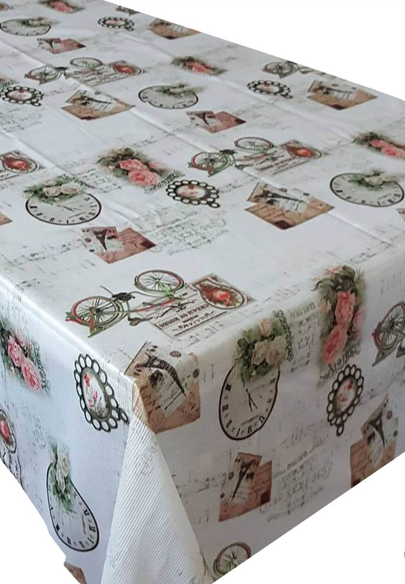 Скатерть Ambesonne Письма не бежевом пергаменте, прямоугольная, 150 x 220 смCLP446Красочная фотоскатерть Ambesonne Письма не бежевом пергаменте выполнена из тканевого полиэстера и украшена оригинальным рисунком. Изделие создаст атмосферу уюта и домашнего тепла в интерьере вашей кухни.В современном мире кухня - это не просто помещение для приготовления и приема пищи. Это особое место, где собирается вся семья и царит душевная атмосфера.