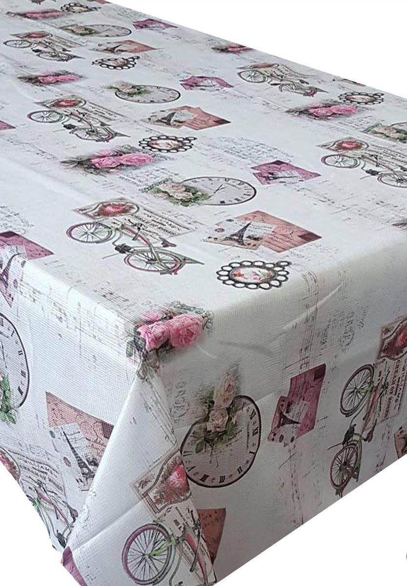 Скатерть Ambesonne Письма на розовом пергаменте, квадратная, 150 x 150 смVT-1520(SR)Великолепная скатерть Ambesonne, выполненная из полиэстера, создаст атмосферу уюта и домашнего тепла в интерьере вашей кухни.В современном мире кухня - это не просто помещение для приготовления и приема пищи. Это особое место, где собирается вся семья и царит душевная атмосфера.