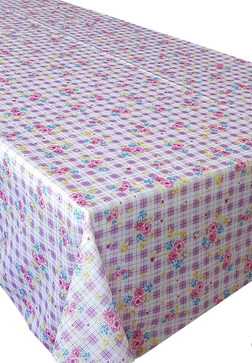 Скатерть Ambesonne Букеты на розовом фоне, прямоугольная, 110 x 150 смBD1549STARFISH_AВеликолепная скатерть Ambesonne, выполненная из полиэстера, создаст атмосферу уюта и домашнего тепла в интерьере вашей кухни.В современном мире кухня - это не просто помещение для приготовления и приема пищи. Это особое место, где собирается вся семья и царит душевная атмосфера.