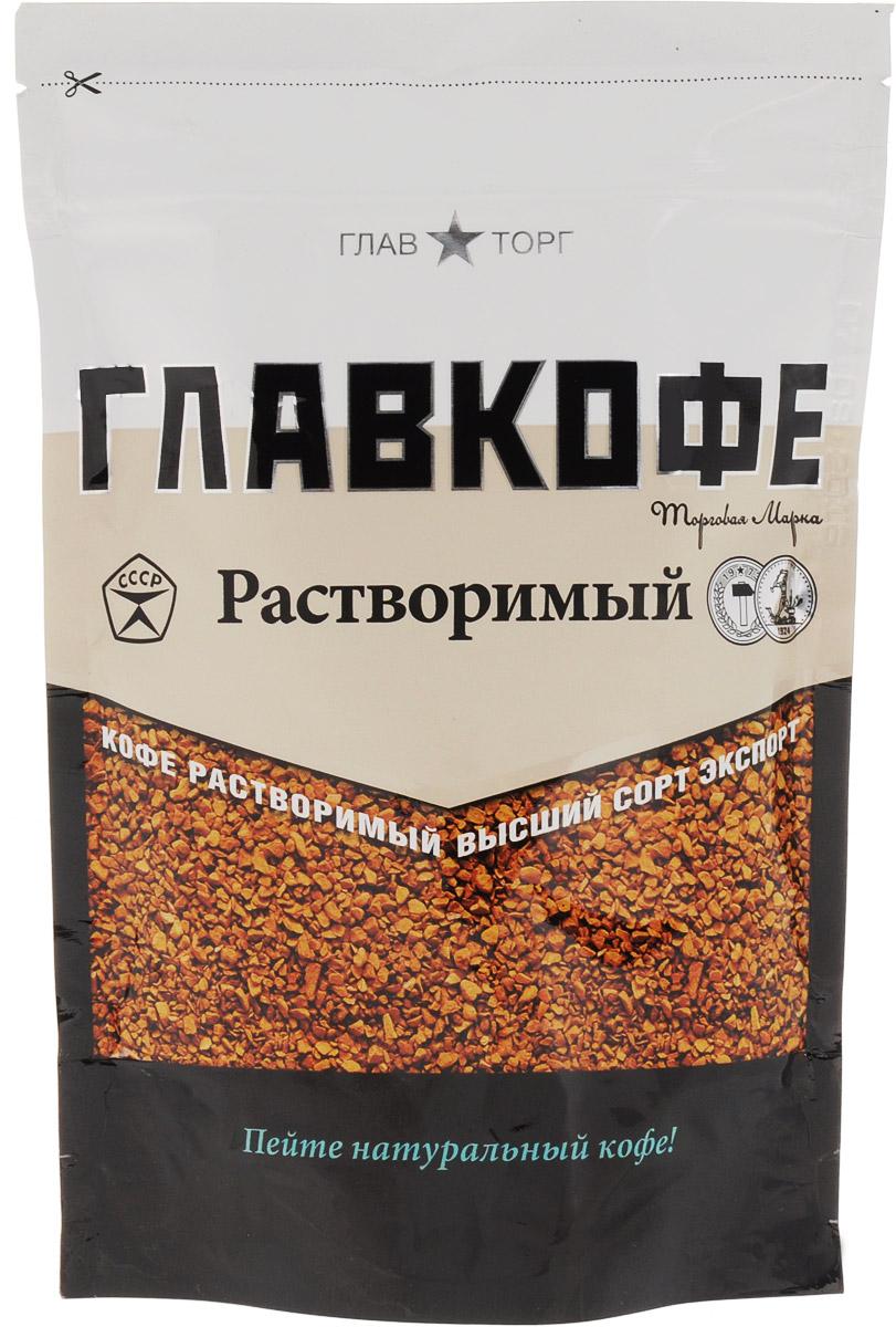 Главкофе Арабика кофе растворимый, 80 г