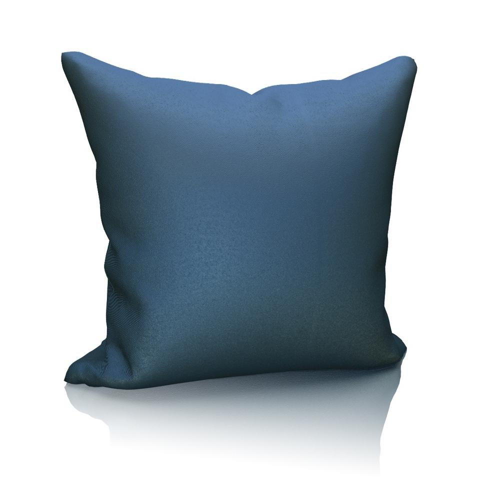Подушка декоративная KauffOrt Ночь, цвет: синий, 40 х 40 смPR-1WДекоративная подушка Ночь прекрасно дополнит интерьер спальни или гостиной. Чехол подушки выполнен из прочного полиэстера. Внутри находится мягкий наполнитель. Чехол легко снимается благодаря потайной молнии.Красивая подушка создаст атмосферу уюта и комфорта в спальне и станет прекрасным элементом декора.