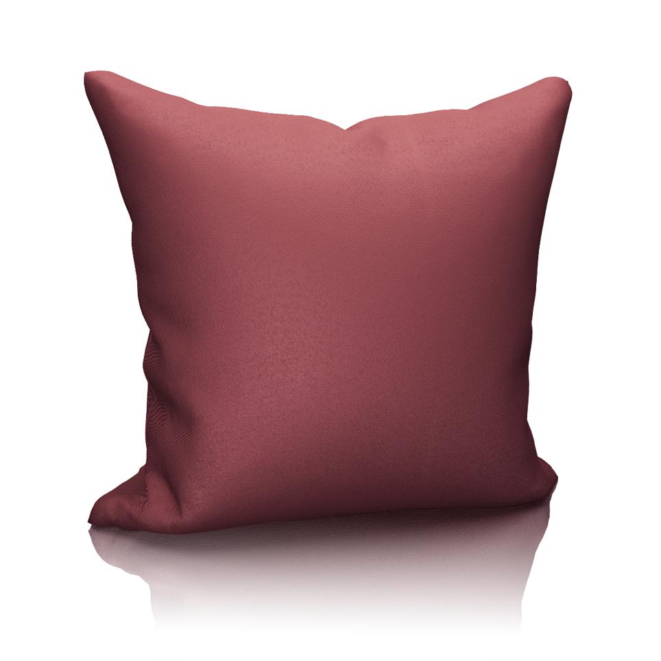 Подушка декоративная KauffOrt Ночь, цвет: малиновый, 40 х 40 см531-105Декоративная подушка Ночь прекрасно дополнит интерьер спальни или гостиной. Чехол подушки выполнен из прочного полиэстера. Внутри находится мягкий наполнитель. Чехол легко снимается благодаря потайной молнии.Красивая подушка создаст атмосферу уюта и комфорта в спальне и станет прекрасным элементом декора.
