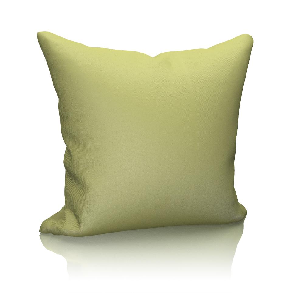 Подушка декоративная KauffOrt Ночь, цвет: салатовый, 40 х 40 смU210DFДекоративная подушка Ночь прекрасно дополнит интерьер спальни или гостиной. Чехол подушки выполнен из прочного полиэстера. Внутри находится мягкий наполнитель. Чехол легко снимается благодаря потайной молнии.Красивая подушка создаст атмосферу уюта и комфорта в спальне и станет прекрасным элементом декора.