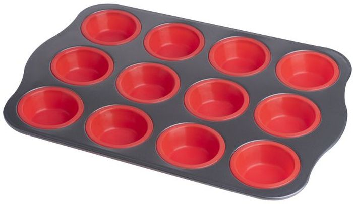 Форма Bekker, с каркасом. BK-943654 009312Размер: 47х30,5х3см. Подходит для: приготовления в электрическом и газовом духовом шкафу при нагревании до +250 С; замораживания до -50 С; чистки в посудомоечной машине. Имеет антипригарные свойства. Состав: силикон и углеродистая сталь