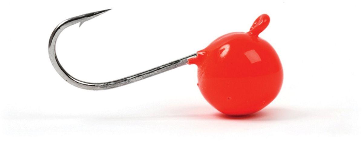 Мормышка вольфрамовая Asseri Шар, с ушком, цвет: красный, диаметр 5,2 мм, вес 1,35 г, 5 шт8275-GМормышка Asseri Шар изготовлена из вольфрама и оснащена крючком. Она небольшого размера и окрашена так, чтобы издалека привлечь рыбу. Главное достоинство вольфрамовой мормышки - большой вес при малом объеме. Эта особенность дает большие преимущества при ловле, так как позволяет быстро погрузить приманку на требуемую глубину и лучше чувствовать игру мормышки.