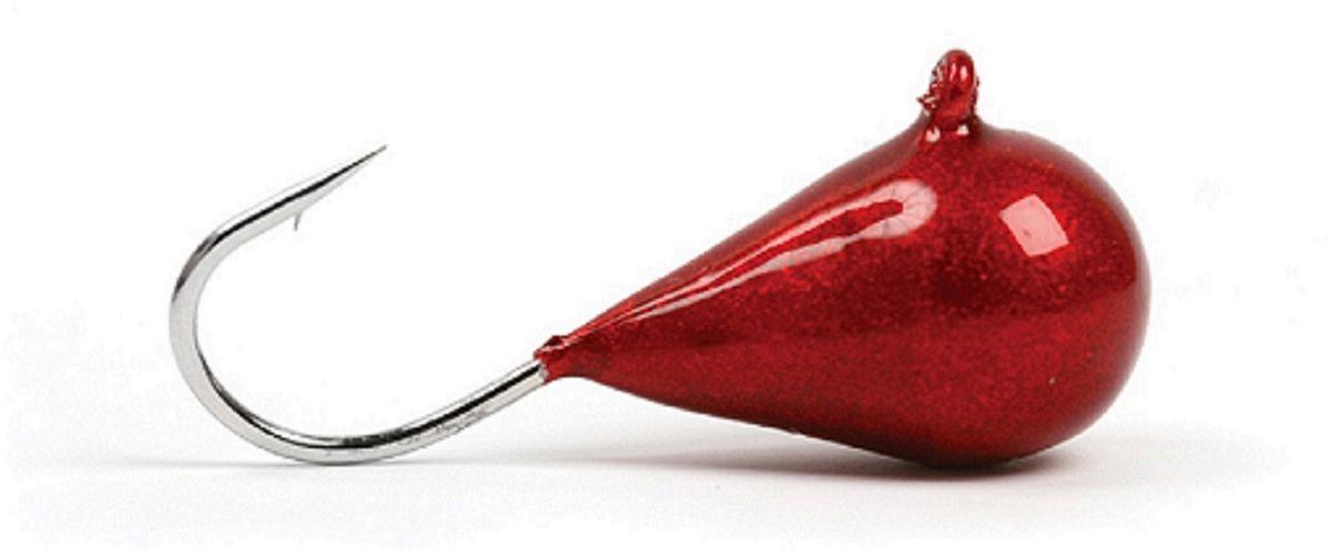 Мормышка вольфрамовая Asseri Капля, с ушком, цвет: рубиновый, диаметр 3 мм, вес 0,36 г, 5 шт8277-GЗимняя мормышка Asseri Капля используется для ловли не самой активной рыбы. Она небольшого размера, окрашена так, чтобы издалека привлечь рыбу. Обычно на нее надевают какую-нибудь насадку. Каплевидная мормышка лучше покачивается при движении зимней удочки. Мормышка-капелька применяется для безмотыльной ловли рыбы при наклонной подвеске. Привлекает рыбу и при шевелении на дне.