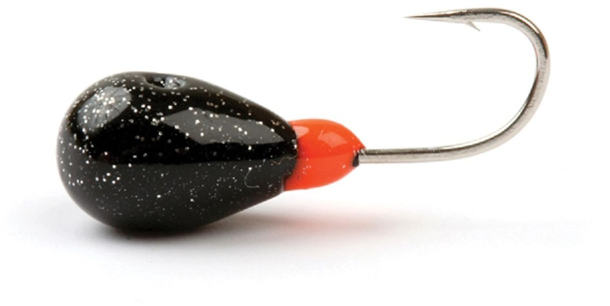 Мормышка вольфрамовая Finnex Капля с ушком, 0,55 г, 5 шт. D30-BD46800Мормышка Finnex Капля с ушком изготовлена из вольфрама и оснащена крючком Hayabusa. Главное достоинство вольфрамовой мормышки - большой вес при малом объеме. Эта особенность дает большие преимущества при ловле, так как позволяет быстро погрузить приманку на требуемую глубину и лучше чувствовать игру мормышки. За счет небольшого лобового сопротивления приманка не только быстро оказывается на нужной глубине, но и предоставляет возможность ведения действительной активной игры.