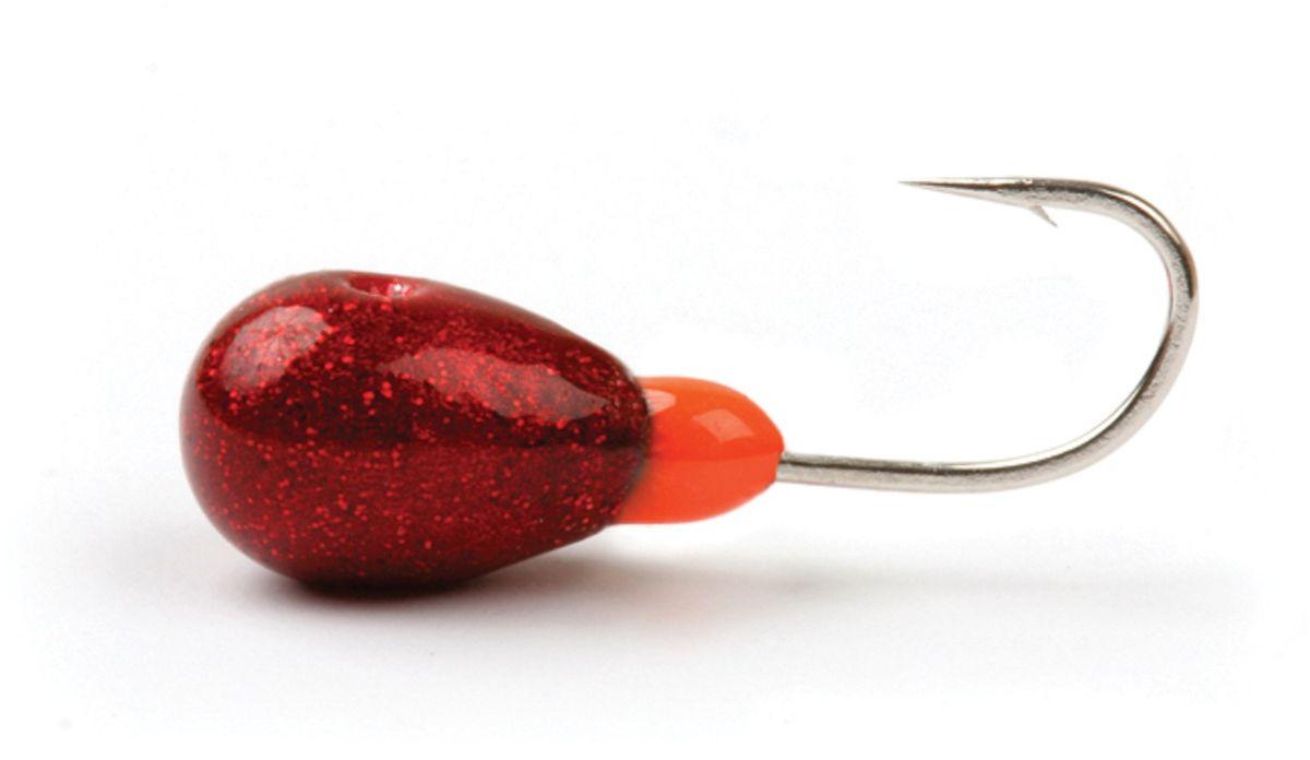 Мормышка вольфрамовая Finnex Капля с ушком, 1,6 г, 5 шт. D45-CA59425Мормышка Finnex Капля с ушком изготовлена из вольфрама и оснащена крючком Hayabusa. Главное достоинство вольфрамовой мормышки - большой вес при малом объеме. Эта особенность дает большие преимущества при ловле, так как позволяет быстро погрузить приманку на требуемую глубину и лучше чувствовать игру мормышки. За счет небольшого лобового сопротивления приманка не только быстро оказывается на нужной глубине, но и предоставляет возможность ведения действительной активной игры.