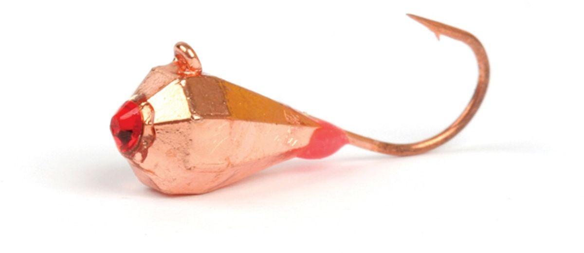 Мормышка вольфрамовая Finnex Граненая капля, 1,23 г, 5 шт. R5-Cu+BSS-04506Мормышка Finnex Граненая капля изготовлена из вольфрама и оснащена крючком Hayabusa. Главное достоинство вольфрамовой мормышки - большой вес при малом объеме. Эта особенность дает большие преимущества при ловле, так как позволяет быстро погрузить приманку на требуемую глубину и лучше чувствовать игру мормышки. За счет небольшого лобового сопротивления приманка не только быстро оказывается на нужной глубине, но и предоставляет возможность ведения действительной активной игры.