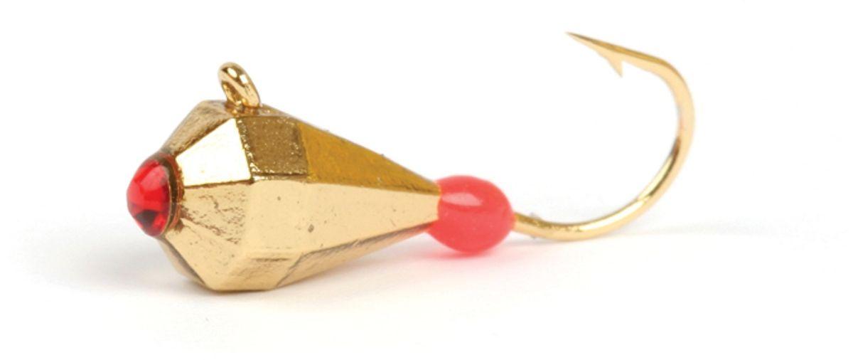 Мормышка вольфрамовая Finnex Граненая капля, 1,23 г, 5 шт. R5-Go+43256Мормышка Finnex Граненая капля изготовлена из вольфрама и оснащена крючком Hayabusa. Главное достоинство вольфрамовой мормышки - большой вес при малом объеме. Эта особенность дает большие преимущества при ловле, так как позволяет быстро погрузить приманку на требуемую глубину и лучше чувствовать игру мормышки. За счет небольшого лобового сопротивления приманка не только быстро оказывается на нужной глубине, но и предоставляет возможность ведения действительной активной игры.