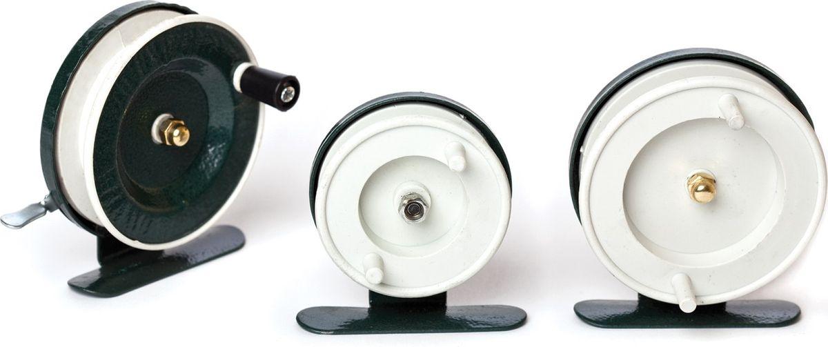 Катушка проводочная Atemi Easy Catch. 601002МКМаленькая катушка для летних и для зимних удочек.Диаметр: 50 мм.Корпус катушки - металл, шпуля выполнена из полистирола, стопор обратного хода. Предназначена для оснащения зимних и летних удилищ всех видов.