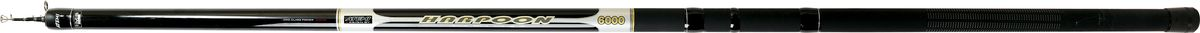 Удилище телескопическое Atemi Harpoon, 7 м, 10-45 гPGPS7797CIS08GBNVAtemi Harpoon - это прочное и легкое удилище, изготовленное из высококачественного графита IM7. Удилище укомплектовано облегченными кольцами с высококачественными вставками SIC, на высоких ножках. Верхнее колено имеет дополнительное разгрузочное кольцо. На рукоять установлен быстродействующий катушкодержатель типа CLIP UP.