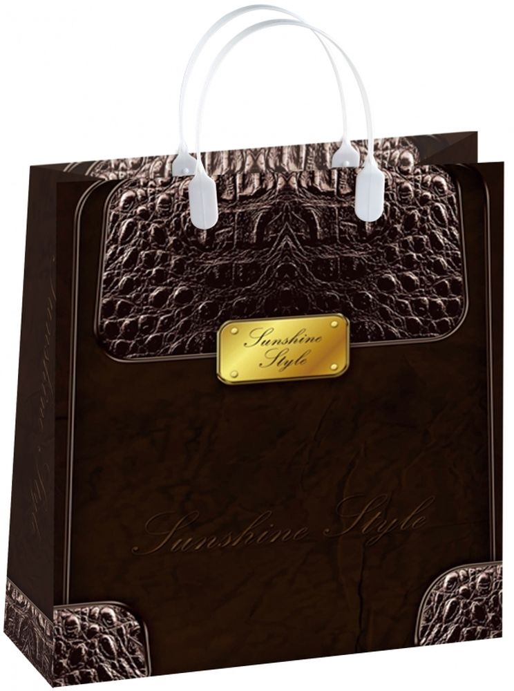 Пакет подарочный Bello, 23 х 10 х 26 см. BAS 70 пакет подарочный bello 23 х 10 х 26 см bas 60