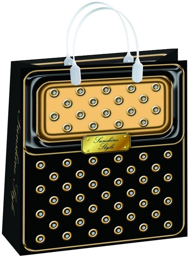 Пакет подарочный Bello, 23 х 10 х 26 см. BAS 7997775318Подарочный пакет Bello, изготовленный изпищевого полипропилена, станет незаменимым дополнением к выбранному подарку. Дно изделия укреплено плотнымкартоном, который позволяет сохранить форму пакета и исключает возможность деформации дна под тяжестьюподарка. Для удобной переноски на пакете имеются две пластиковые ручки.Подарок, преподнесенный в оригинальной упаковке, всегда будет самымэффектным и запоминающимся. Окружите близких людей вниманием и заботой,вручив презент в нарядном, праздничном оформлении.Грузоподъемность: 12 кг.Морозостойкость: до -30°С.