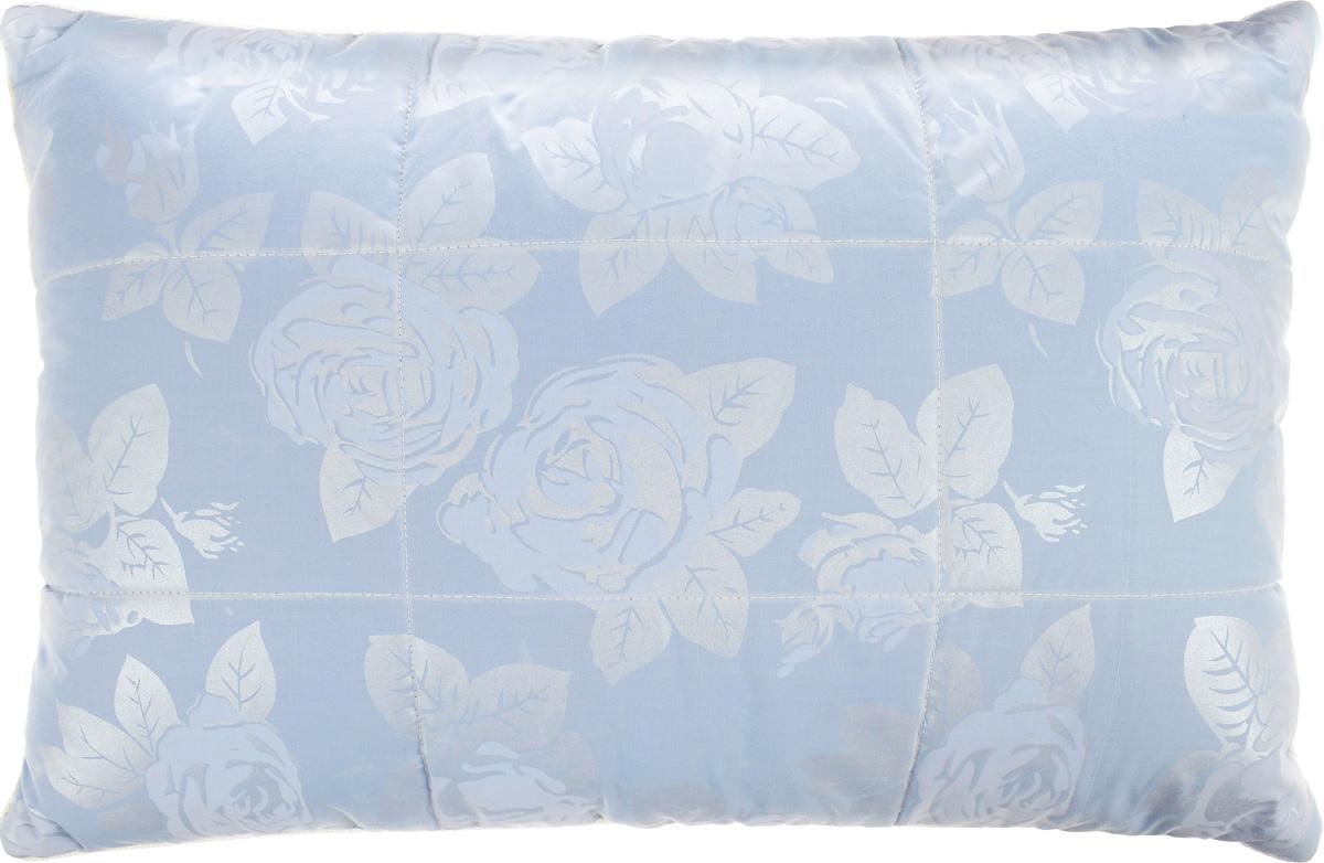 Подушка Smart Textile Combi, наполнитель: верблюжья шерсть + бамбуковое волокно, 40 х 60 см8812Подушка Smart Textile Combi - прекрасный вариант для вашего здорового сна. Изделие имеет двойной наполнитель - верблюжья шерсть и бамбуковое волокно. Чехол выполнен из простеганной хлопчатобумажной ткани с верблюжьей шерстью. Верблюжья шерсть славится своим прекрасным согревающим эффектом, так как способна долгое время сохранять тепло. Она помогает снять стресс и улучшить сон. Помимо этого, такая шерсть отличается терморегулирующим свойством и гигроскопичностью, то есть отлично пропускает воздух благодаря структуре своих волосков. Основной наполнитель подушки - бамбуковое волокно, которое отличается прекрасной вентилирующей способностью и антибактериальными свойствами. Благодаря такому сочетанию верблюжьей шерсти и бамбукового волокна подушка Smart Textile Combi получается очень мягкой, теплой, что делает ее идеальной для сна и отдыха.