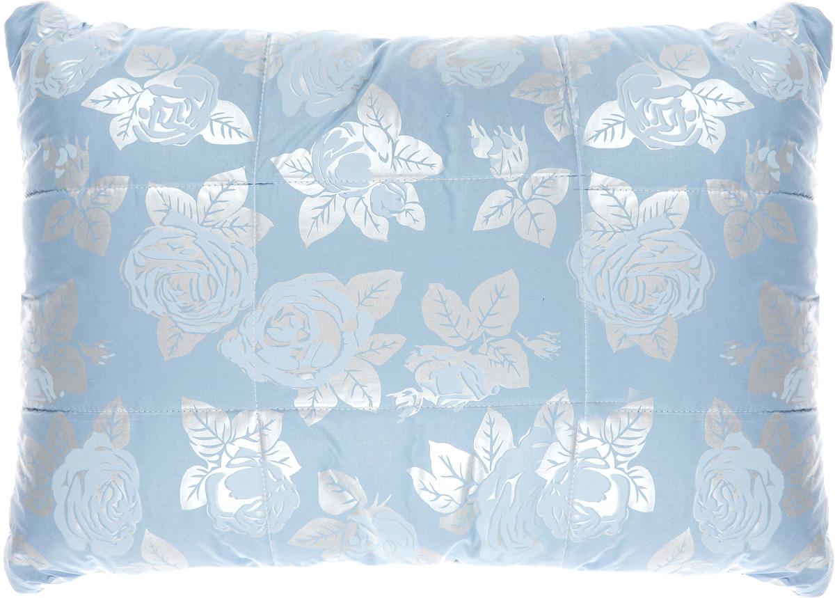 Подушка Smart Textile Combi, наполнитель: верблюжья шерсть + бамбуковое волокно, 50 х 70 см531-105Подушка Smart Textile Combi - прекрасный вариант для вашего здорового сна. Изделие имеет двойной наполнитель - верблюжья шерсть и бамбуковое волокно. Чехол выполнен из простеганной хлопчатобумажной ткани с верблюжьей шерстью. Верблюжья шерсть славится своим прекрасным согревающим эффектом, так как способна долгое время сохранять тепло. Она помогает снять стресс и улучшить сон. Помимо этого, такая шерсть отличается терморегулирующим свойством и гигроскопичностью, то есть отлично пропускает воздух благодаря структуре своих волосков. Основной наполнитель подушки - бамбуковое волокно, которое отличается прекрасной вентилирующей способностью и антибактериальными свойствами. Благодаря такому сочетанию верблюжьей шерсти и бамбукового волокна подушка Smart Textile Combi получается очень мягкой, теплой, что делает ее идеальной для сна и отдыха.