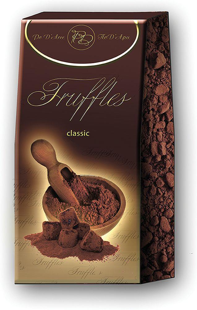 Chocolat Mathez Набор конфет Трюфель французский классический, 200 г0120710Трюфели классическиеMathez- оригинальные французские трюфели.