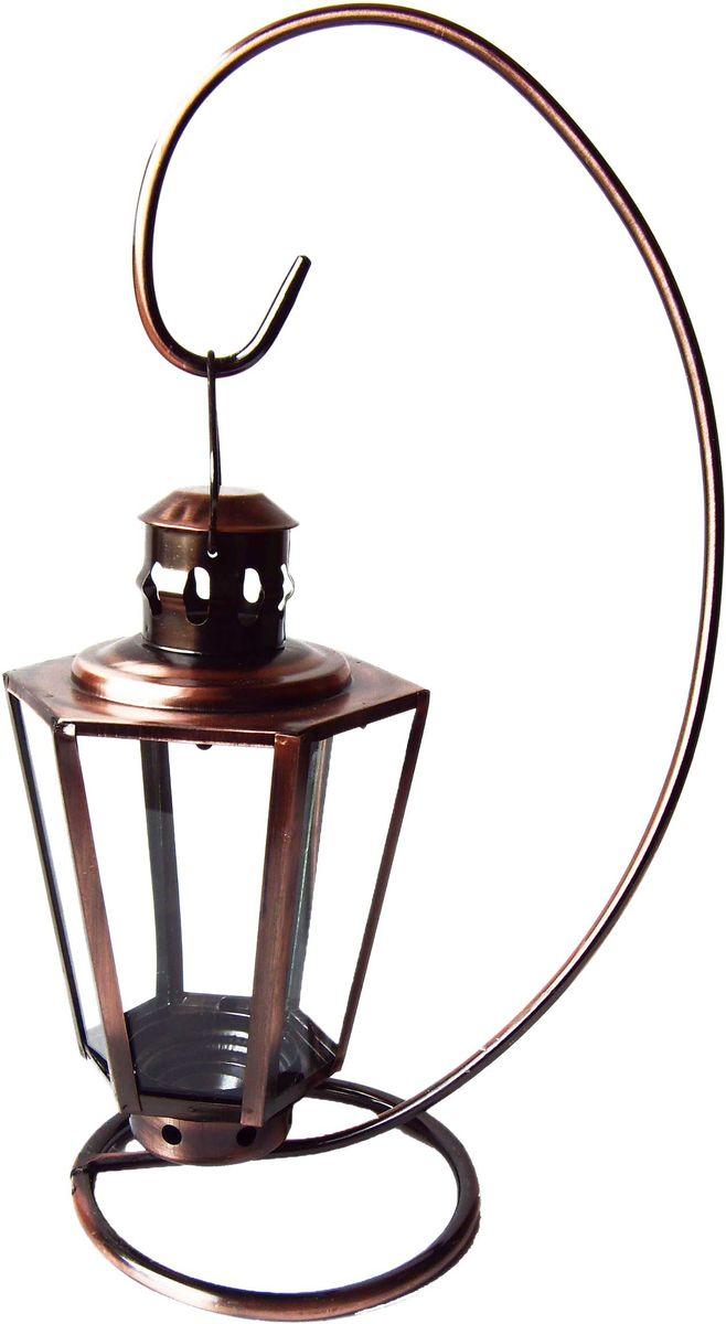 Подсвечник подвесной Bolsius Капелла, цвет: медный, 12,5 х 11 х 20,5 см103926110389Декоративный подсвечник Bolsius изготовлен из высококачественного металла и стекла. Он позволит украсить интерьер дома или рабочего кабинета оригинальным образом. Вы можете поставить или подвесить подсвечник в любом месте, где он будет удачно смотреться и радовать глаз. Кроме того - это отличный вариант подарка для ваших близких и друзей.
