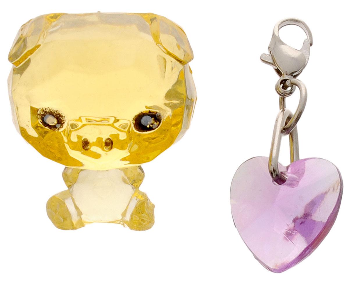 Crystal Surprise Фигурка Поросенок Zing цвет желтый