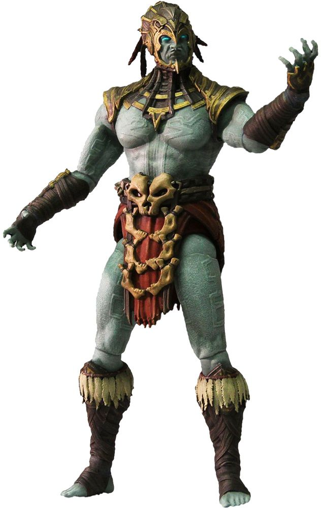 Mortal Kombat X. Фигурка Котал Кан серия 2