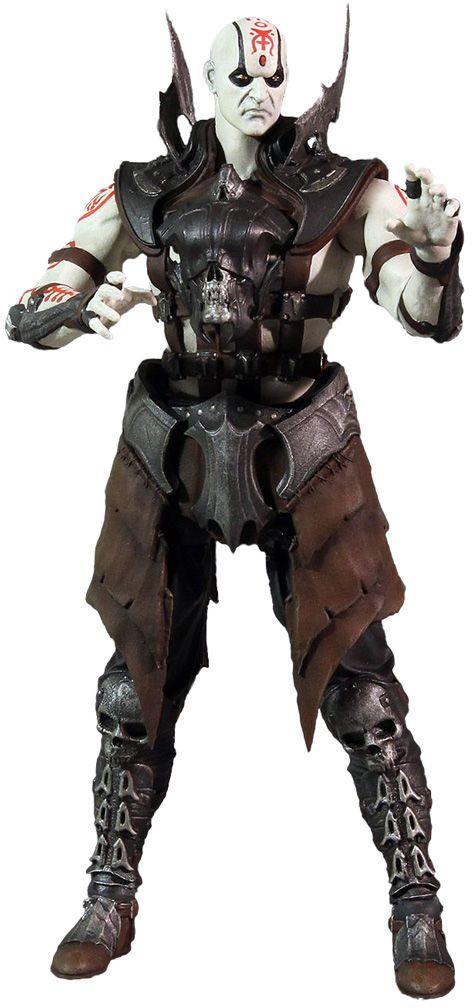Mortal Kombat X. Фигурка Кван Чи серия 2