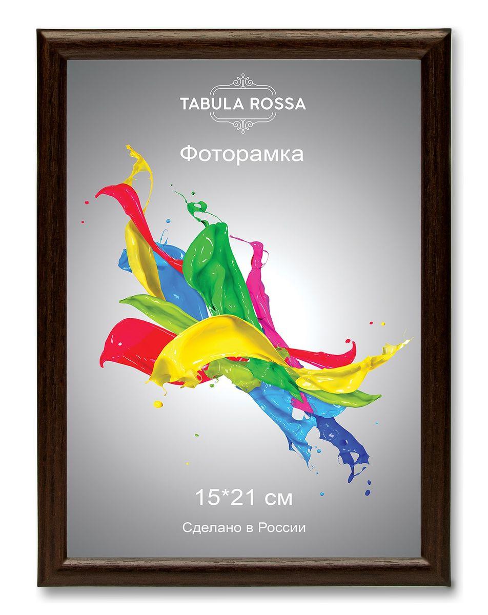 Фоторамка Tabula Rossa, цвет: венге, 15 х 21 см. ТР 5128 фоторамки tabula rossa фоторамка 13х18 455