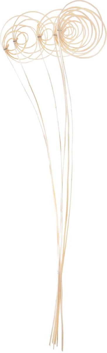 Украшение декоративное Lovemark Завиток. Спираль, цвет: слоновая кость, 6 шт6060Украшение декоративное Завиток. Спираль - великолепный подарок себе и вашим близким. Этот очаровательный предмет интерьера будет приковывать взгляды ваших гостей.Изделия из соломфи несут в себе энергию солнечных лучей. Несмотря на свой хрупкий вид, cолома - прочный и долговечный материал, а значит не помнется и не поломается со временем. Рекомендации по уходу: изделие должно находиться в сухом помещении.