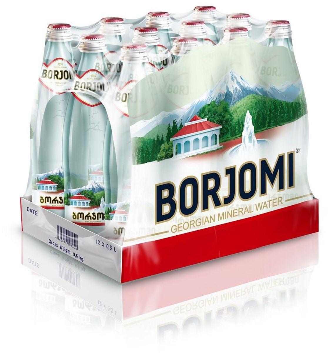 Borjomi вода природная гидрокарбонатно-натриевая минеральная, 12 шт по 0,5 л4860019001308Borjomi – природная гидрокарбонатно-натриевая минеральная вода с минерализацией 5,0-7,5 г/л. Рожденная в недрах Кавказских гор, она бьет из земли горячим ключом в долине Боржоми, на территории крупнейшего в Европе Грузинского Национального парка Боржоми-Харагаули. Благодаря уникальному комплексу минералов вулканического происхождения, эта природная минеральная вода действует как душ изнутри и прекрасно очищает организм.Зарождаясь на глубине 8000 м и поднимаясь сквозь слои вулканических пород, вода Borjomi насыщается природной композицией из более чем 60 полезных минералов. Разлито на месте добычи из Боржомского месторождения минеральных вод (скв.№25Э,41р). Показания по лечебному применению: болезни пищевода, хронический гастритс нормальной и повышенной секреторной функцией желудка, язвенная болезньжелудка и двенадцатиперстной кишки, болезни кишечника, болезни печени,желчного пузыря и желчевыводящих путей, болезни поджелудочной железы,нарушение органов пищеварения после оперативных вмешательств по поводуязвенной болезни желудка, постхолецистэктомические синдромы, болезниобмена веществ: сахарный диабет, ожирение, болезни мочевыводящих путей.При вышеуказанных заболеваниях применяется только вне фазы обострения.