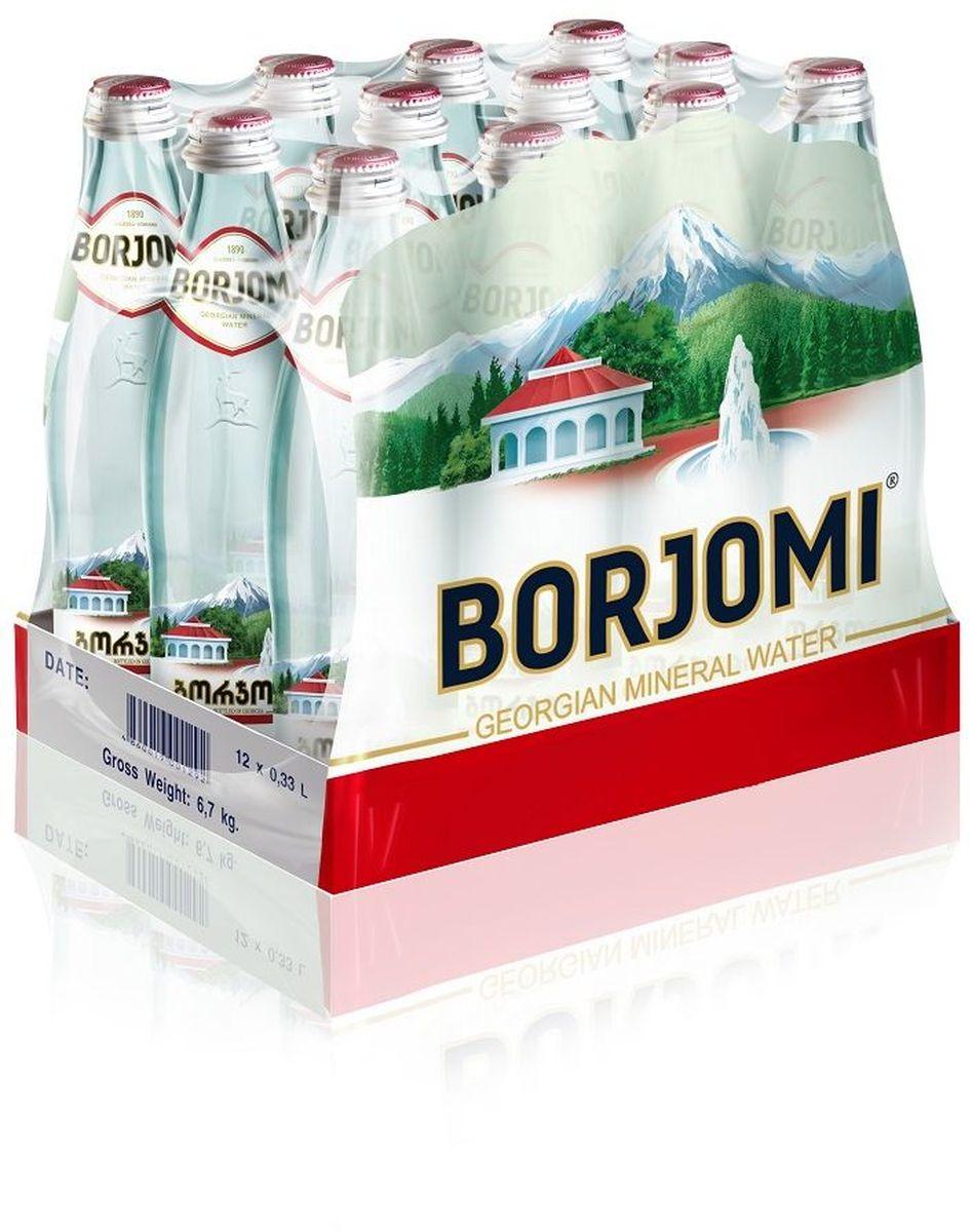 Вода Borjomi природная гидрокарбонатно-натриевая минеральная, 12 шт по 0,33 л5060295130016Borjomi - природная гидрокарбонатно-натриевая минеральная вода с минерализацией 5,0-7,5 г/л. Рожденная в недрах Кавказских гор, она бьет из земли горячим ключом в долине Боржоми, на территории крупнейшего в Европе Грузинского Национального парка Боржоми-Харагаули. Благодаря уникальному комплексу минералов вулканического происхождения, эта природная минеральная вода действует как душ изнутри и прекрасно очищает организм. Зарождаясь на глубине 8000 м и поднимаясь сквозь слои вулканических пород, вода Borjomi насыщается природной композицией из более чем 60 полезных минералов. Разлито на месте добычи из Боржомского месторождения минеральных вод (скв.№25Э,41р). Показания по лечебному применению: болезни пищевода, хронический гастритс нормальной и повышенной секреторной функцией желудка, язвенная болезньжелудка и двенадцатиперстной кишки, болезни кишечника, болезни печени,желчного пузыря и желчевыводящих путей, болезни поджелудочной железы,нарушение органов пищеварения после оперативных вмешательств по поводуязвенной болезни желудка, постхолецистэктомические синдромы, болезниобмена веществ: сахарный диабет, ожирение, болезни мочевыводящих путей.При вышеуказанных заболеваниях применяется только вне фазы обострения.