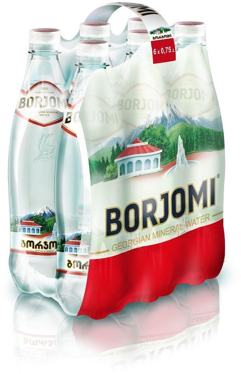 Вода Borjomi природная гидрокарбонатно-натриевая минеральная, 6 шт по 0,75 л4860019001421Borjomi – природная гидрокарбонатно-натриевая минеральная вода с минерализацией 5,0-7,5 г/л. Рожденная в недрах Кавказских гор, она бьет из земли горячим ключом в долине Боржоми , на территории крупнейшего в Европе Грузинского Национального парка Боржоми-Харагаули. Благодаря уникальному комплексу минералов вулканического происхождения, эта природная минеральная вода действует как душ изнутри и прекрасно очищает организм.Зарождаясь на глубине 8000 м и поднимаясь сквозь слои вулканических пород, вода Borjomi насыщается природной композицией из более чем 60 полезных минералов.Разлито на месте добычи из Боржомского месторождения минеральных вод (скв.№25Э,41р).Показания по лечебному применению: болезни пищевода, хронический гастритс нормальной и повышенной секреторной функцией желудка, язвенная болезньжелудка и двенадцатиперстной кишки, болезни кишечника, болезни печени,желчного пузыря и желчевыводящих путей, болезни поджелудочной железы,нарушение органов пищеварения после оперативных вмешательств по поводуязвенной болезни желудка, постхолецистэктомические синдромы, болезниобмена веществ: сахарный диабет, ожирение, болезни мочевыводящих путей.При вышеуказанных заболеваниях применяется только вне фазы обострения.Уважаемые клиенты! Обращаем ваше внимание на то, что упаковка может иметь несколько видов дизайна. Поставка осуществляется в зависимости от наличия на складе.