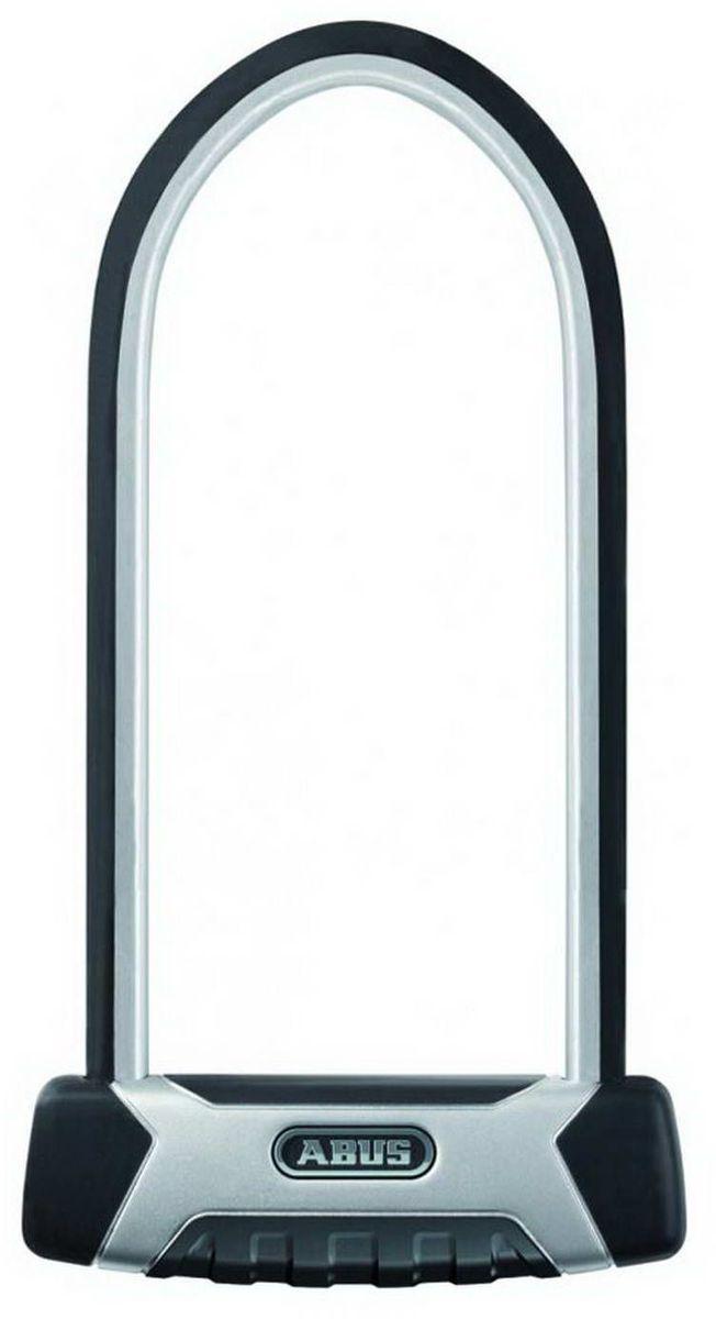 Велозамок Abus Granit X-Plus 540/160HB300, с ключами, цвет: черный, серый111792_ABUSВелозамок Abus Granit X-Plus 540/160HB300 предназначен для защиты велосипедов от кражи. Относится к типу замков U-lock, он снабжен скобой из закаленной стали высотой 300 мм и толщиной 13 мм. Скоба закреплена двумя болтами на корпусе замка. Корпус и поддерживающие механизмы замка также изготовлены из особо прочной стали. Запатентованная технология обеспечивает высокую прочность при ударах и натяжении. Специальное покрытие предотвращает повреждение краски на раме. Цилиндрический замок изделия имеет высший уровень стойкости 15 и подходит при риске кражи высокой степени. Цилиндр ABUS X-Plus обеспечивает наивысшую защиту при манипуляциях с отмычкой и грубых воздействиях. К замку прилагаются два ключа, один из которых снабжен подсветкой.Невероятно мощный и надежный велозамок обеспечит защиту вашего велосипеда.Внутренний размер скобы: 108 х 300 мм. Толщина скобы: 13 мм.