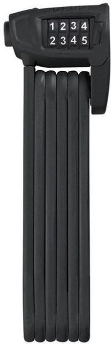Велозамок Abus Bordo Combo Lite 6150/85, цвет: черный517990_ABUSКомпактный складной велозамок Abus Bordo изготовлен из закаленной стали с мягким покрытием для предотвращения повреждения лакокрасочного покрытия велосипеда. Такой замок - отличная вещь для сохранности вашего велосипеда. На замке устанавливается индивидуальный цифровой код на четырех колесиках прокрутки.Степень защиты: 6 из 15. Диаметр стержня: 5 мм.Окружность: 85 см.