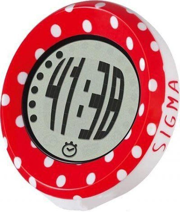 Велокомпьютер Sigma MySpeedy Dots ATS, 4 функцииDRIW.611.INВелокомпьютер Sigma Sport MySpeedy – это новая серия, которая обладает уникальным стилем, ярким красочным дизайном. Управление производится всего лишь одной кнопкой, меню простое и понятное. Компьютер оснащен только основными, необходимыми для обычного катания функциями.Функции: Текущая скорость Время поездки Преодоленное расстояние (за поездку) Суммарный пробегХарактеристики: Легкочитаемые символы Простое управление одной кнопкой Установка на велосипед без инструментов Беспроводная передача сигнала Водонепроницаемый корпус (IPX7)