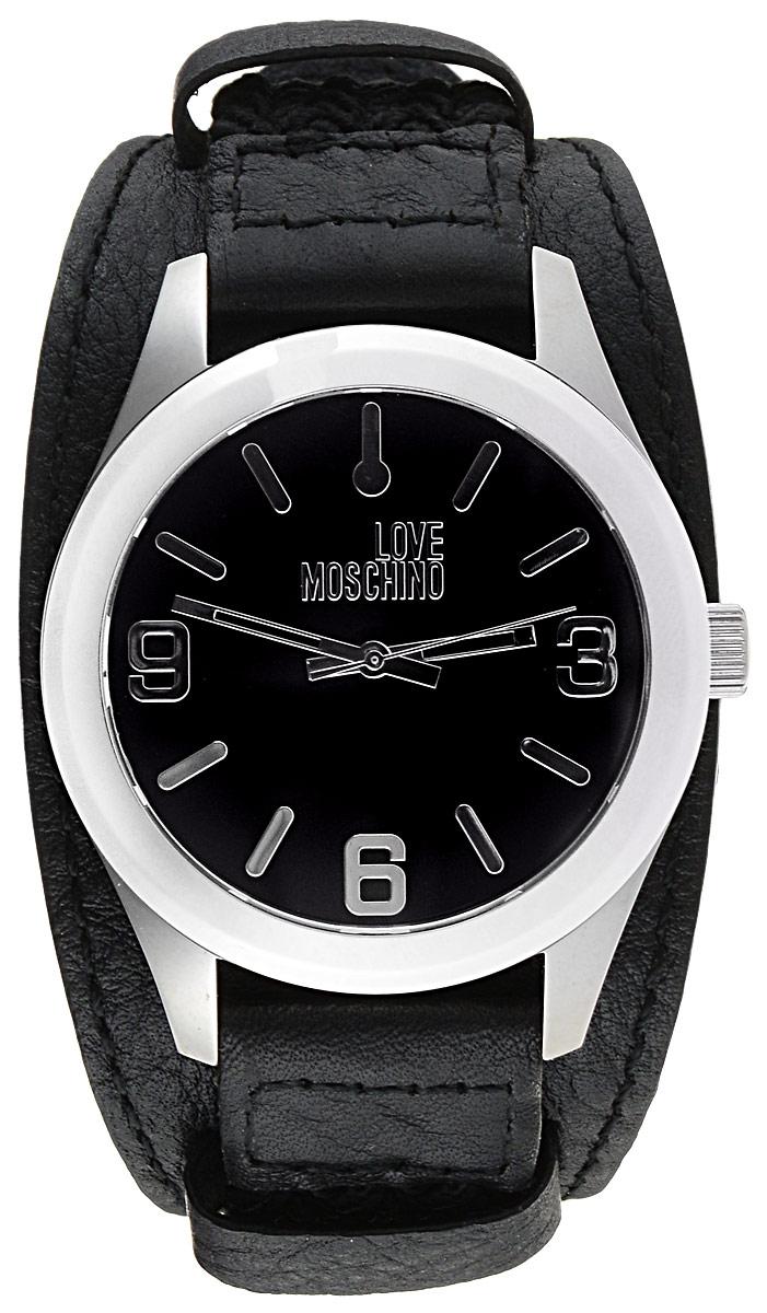 Часы наручные мужские Moschino Take2, цвет: черный. MW0414BM8434-58AEНаручные часы Moschino Take2 выполнены из нержавеющей стали. Корпус часов оснащен кварцевым механизмом и плоским, устойчивым к царапинам минеральным стеклом. Круглый циферблат с цифрами и отметками оформлен гравированной надписью с названием бренда. Ремень выполнен из натуральной кожи и текстиля, оформленного плетением. Изделие застегивается на застежку-пряжку. Часы упакованы в фирменную металлическую коробку.