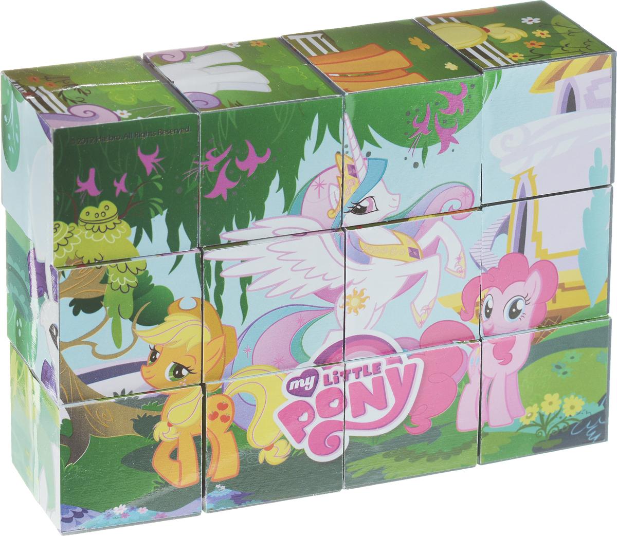 Играем вместе Кубики My Little Pony