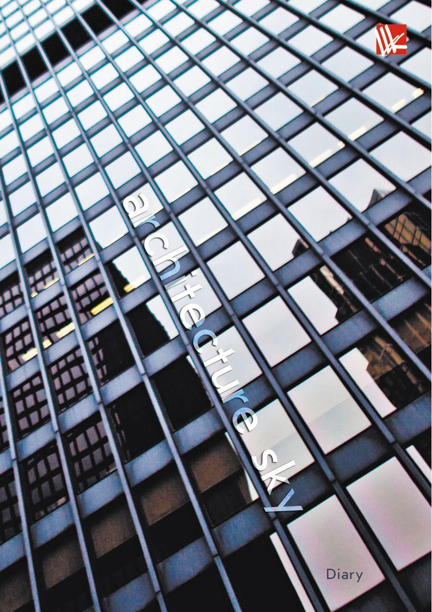 Канц-Эксмо Ежедневник Офисный стиль Городская геометрия недатированный 160 листов формат А672523WDЕжедневник недатированный в твердой обложке формата А6, 160 листов. Обложка с матовой ламинацией и выборочным лакированием. Форзацы - карты России/мира. Бумага офсет 60 г/м2, белая, однокрасочная печать. Обширный справочный материал: календарь на 4 года, таблицы мер, весов, размеров, условных обозначений, часовые пояса, коды регионов и др.