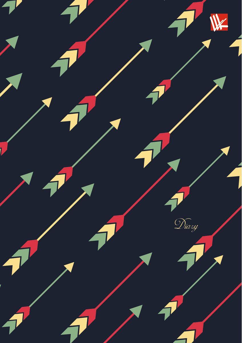 Канц-Эксмо Ежедневник Орнамент Стрелы недатированный 160 листов формат А60703415Ежедневник недатированный в твердой обложке формата А6, 160 листов. Обложка с матовой ламинацией и выборочным лакированием. Форзацы - карты России/мира. Бумага офсет 60 г/м2, белая, однокрасочная печать. Обширный справочный материал: календарь на 4 года, таблицы мер, весов, размеров, условных обозначений, часовые пояса, коды регионов и др.