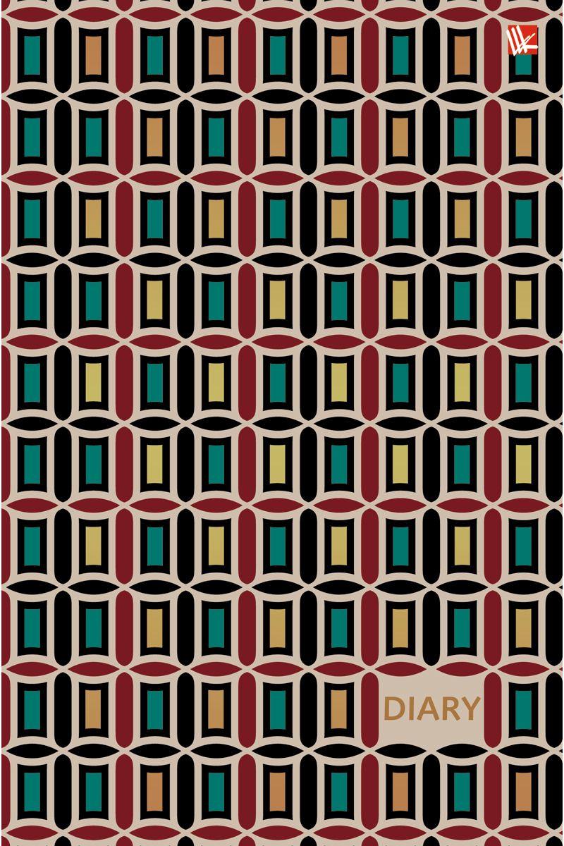 Канц-Эксмо Ежедневник Орнамент Классический стиль недатированный 152 листа формат А5IDN105/A6/BUЕжедневник недатированный в твердой обложке формата А5, 152 листа. Обложка с матовой ламинацией и тиснением фольгой. Бумага офсет 70 г/м2, белая, однокрасочная печать, ляссе. Обширный справочный материал: календарь на 4 года, таблицы мер, весов, размеров, условных обозначений, часовые пояса, коды регионов и др.