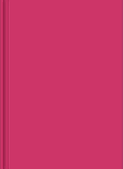 Канц-Эксмо Ежедневник City недатированный 136 листов цвет малиново-розовый формат A53-467/13Ежедневник недатированный в твердой обложке формата А5 (CITY), 136 листов. Обложка из ПВХ. Бумага офсет 60г/м2, белая, ляссе. Подходит под тиснение.