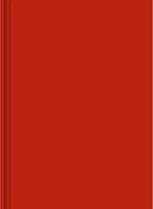 Канц-Эксмо Ежедневник City недатированный 136 листов цвет кирпично-красный формат A5ЕСТ17513606Ежедневник недатированный в твердой обложке формата А5 (CITY), 136 листов. Обложка из ПВХ. Бумага офсет 60г/м2, белая, ляссе. Подходит под тиснение.