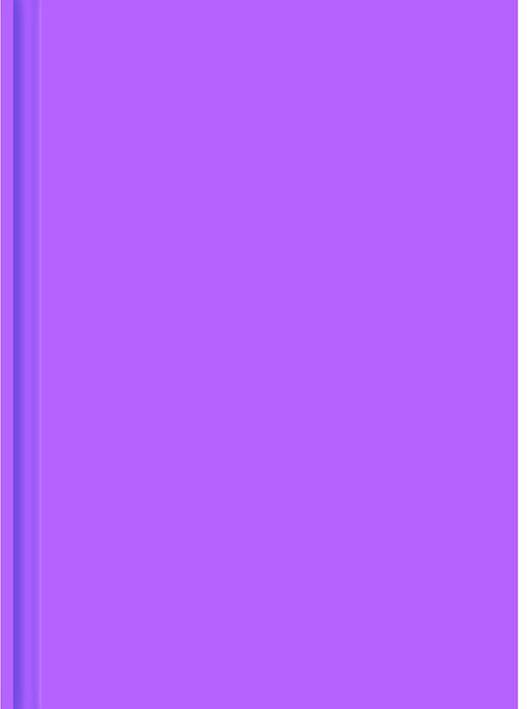 Канц-Эксмо Ежедневник City недатированный 136 листов цвет фиолетовый формат A572523WDЕжедневник недатированный в твердой обложке формата А5 (CITY), 136 листов. Обложка из ПВХ. Бумага офсет 60г/м2, белая, ляссе. Подходит под тиснение.