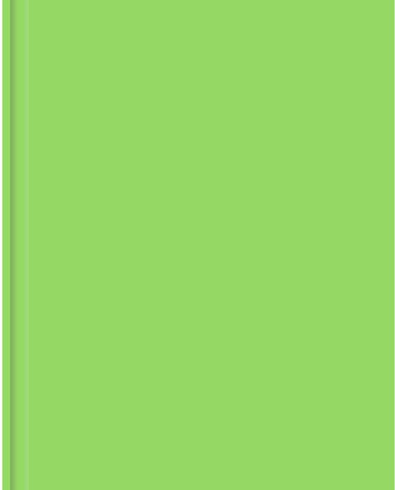 Канц-Эксмо Ежедневник City недатированный 136 листов цвет салатовый формат A672523WDЕжедневник недатированный в твердой обложке формата А6 (CITY), 136 листов. Обложка из ПВХ. Бумага офсет 60г/м2, белая, ляссе. Подходит под тиснение.