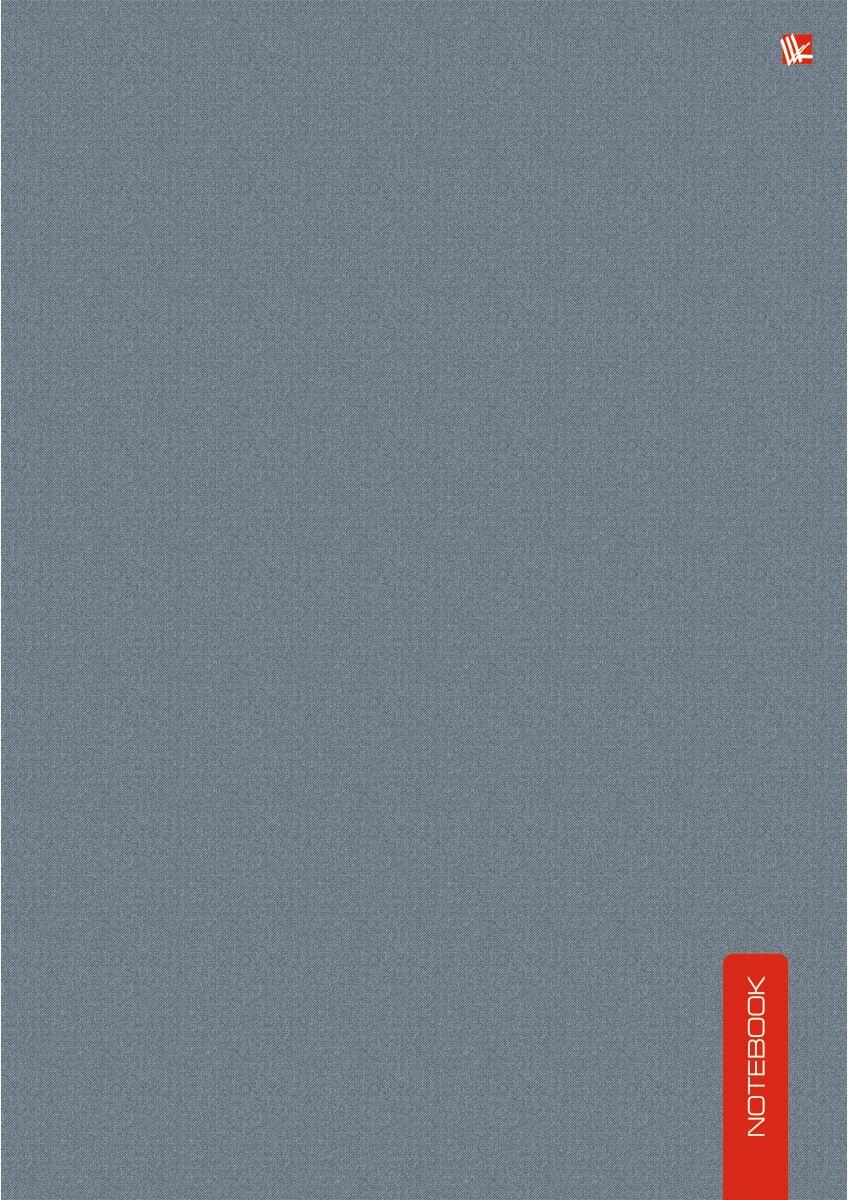 Канц-Эксмо Записная книжка Офисный стиль Классика 160 листов в клеткуКЗ41601950Записная книжка в твердом переплете А4, 160 листов. Обложка с глянцевой ламинацией. Бумага – офсет 60 г/м2, белая, клетка. Сшитый блок.