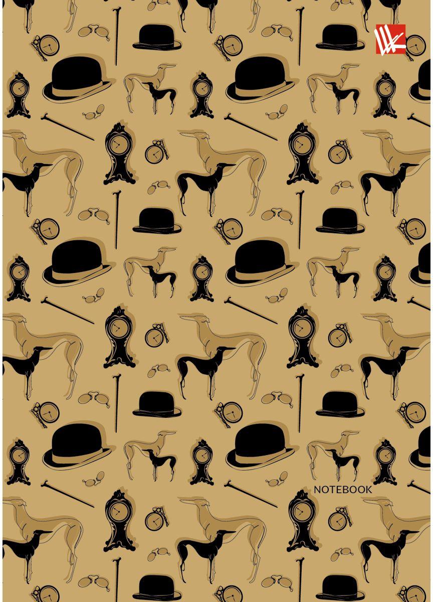 Канц-Эксмо Записная книжка Орнамент Изысканный стиль 80 листов в клеткуЕТИЛ59643Записная книжка в твердом переплете А6, 80 листов. Обложка с матовой ламинацией и выборочным лакированием. Форзацы белые. Бумага – офсет 60 г/м2, клетка. Сшитый блок.