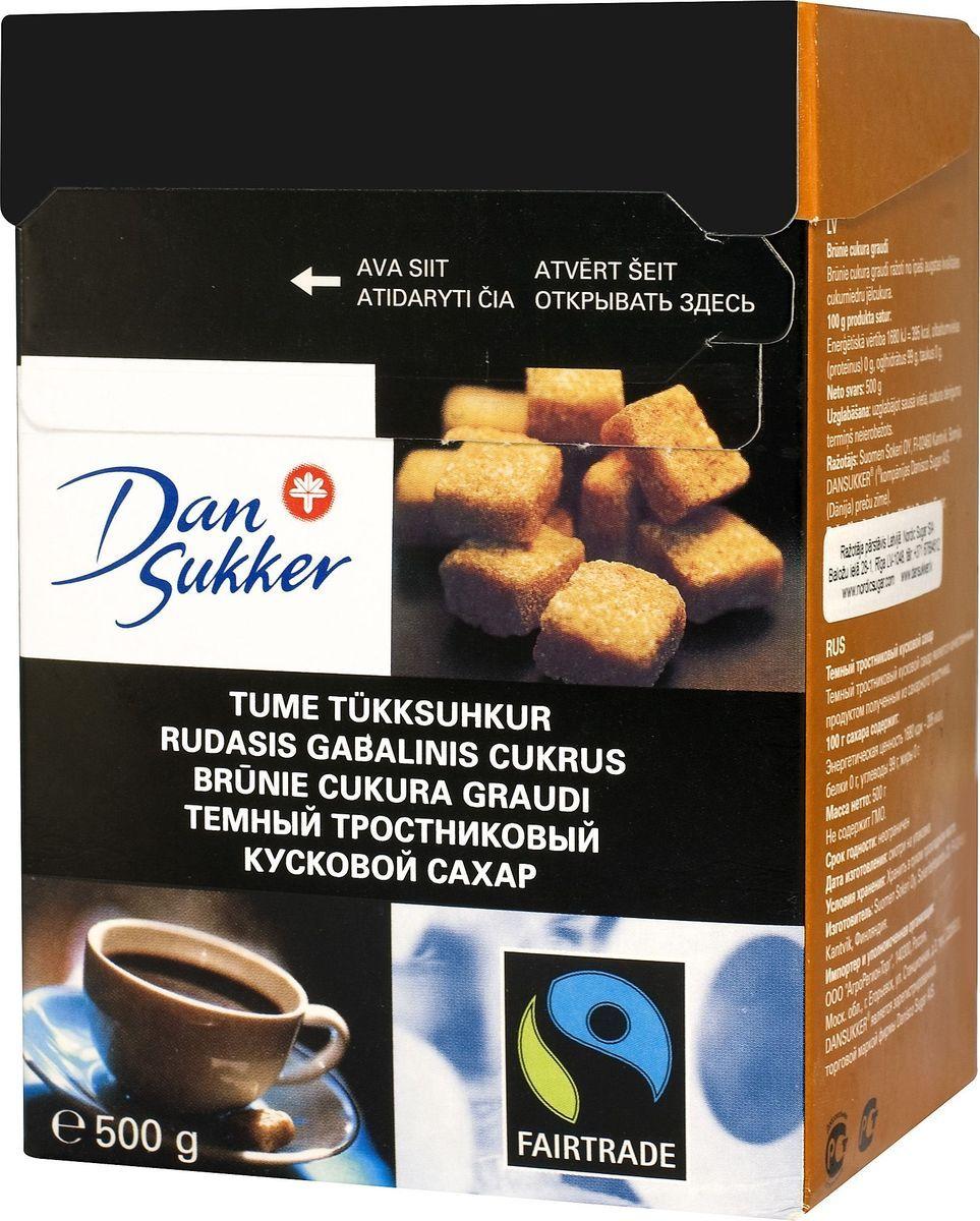 DanSukker сахар темный тростниковый кусковой, 500 г0120710100% натуральный продукт. Повышенное содержание ионов К, которое играет важную роль в пищеварении, регулирует кровяное давление, нормализует углеводный процесс, способствует уменьшению частоты сердечных сокращений и т.д. Содержит больше минеральных веществ (Fe, Ca, Cu) и витаминов (за счет содержания черной патоки). Натуральный заряд энергии - способствует усилению мозговой деятельности, улучшению памяти, мыслительной деятельности, концентрации внимания. Не содержит аллергенов и специфических компонентов.