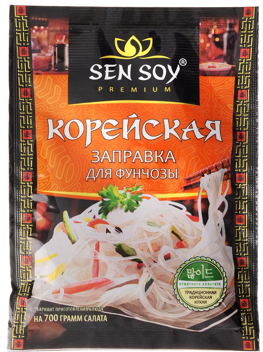 Sen Soy Premium Заправка для фунчозы по-корейски, 80 г